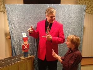 Fun Holiday magic for all ages